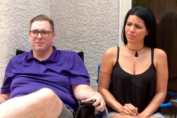 90 Day Fiance No Way Out Colt and Larissa