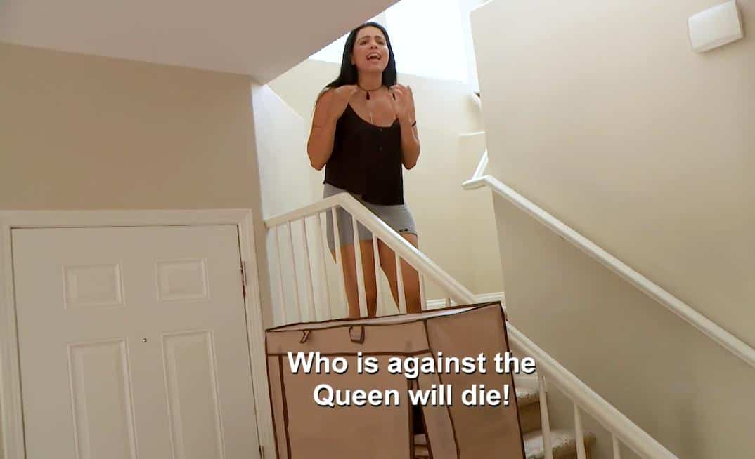 90 Day Fiance No Way Out Recap Larissa Who Is Against the Queen