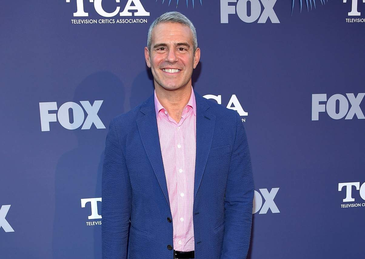 "Andy Cohen Confirms Howard Stern is ""Too Big"" for WWHL and Refuses to Appear on Radio Andy, Talks Cancel Culture, and Teases ""Diverse"" Cast of RHOSLC, Plus Reveals Which Housewife He'd Leave Son Ben With for a Week"