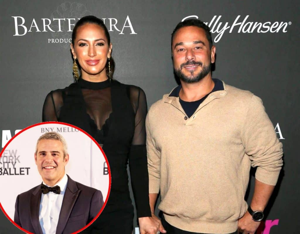UPDATE: Bravo's Andy Cohen Responds to Ex-RHONJ Star Jim Marchese's Homophobic Tweets After He Declares 'No Straight Male Wants Gay Son' & 'Being Gay Is a Choice'