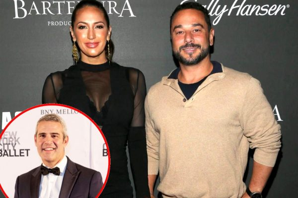 Andy Cohen vs RHONJ Jim Marchese and Amber Marchese