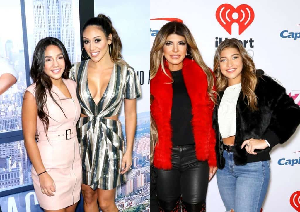 PHOTOS: 'RHONJ' Melissa Gorga's Daughter Antonia Makes Red Carpet Debut as Teresa Giudice's Daughter Gia Gets Accepted To Multiple Colleges!