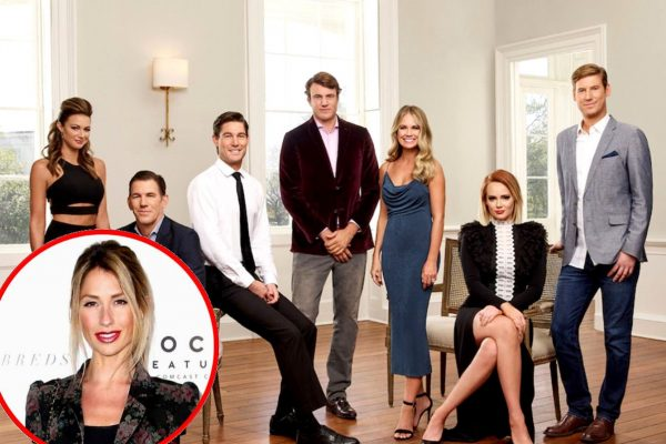 Ashley Jacobs films with Southern Charm Cast