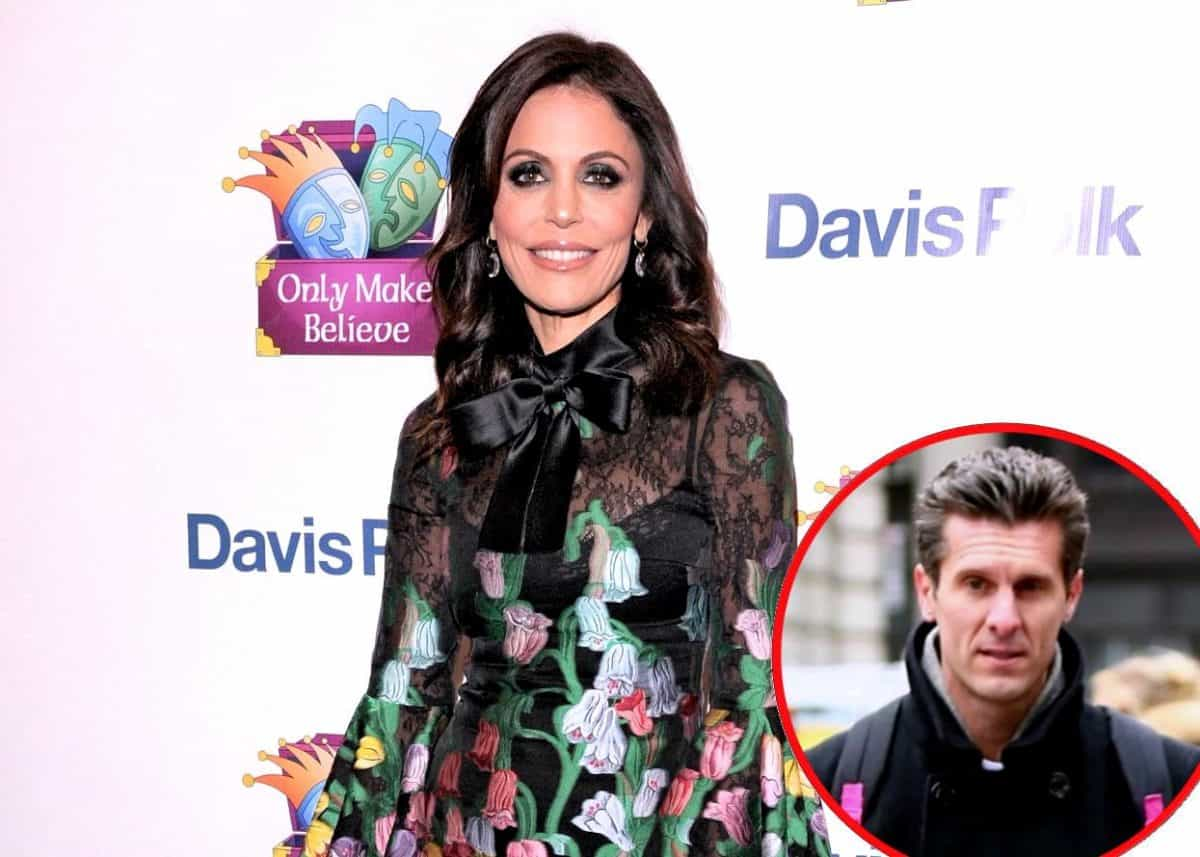 RHONY's Bethenny Frankel Accuses Jason Hoppy of Being Malicious With Photo of Her Dead Dog as He Claims She Doesn't Let the Child Pray