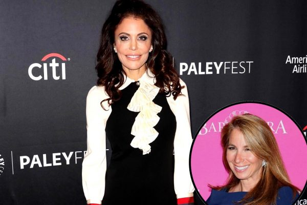 RHONY's Bethenny Frankel Cries Over Dennis Shields' Death to Jill Zarin