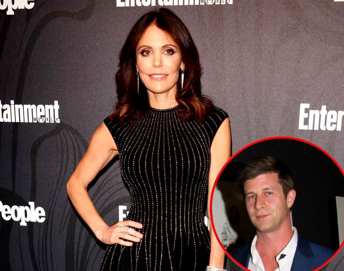 RHONY's Bethenny Frankel Vacations With Boyfriend Paul Bernon and His Kids
