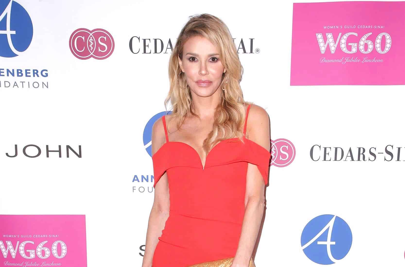Brandi Glanville talks RHOBH return
