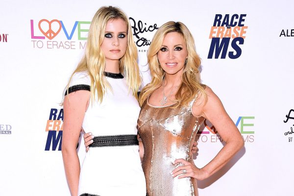 RHOBH Camille Grammer's daughter Mason Grammer talks parents divorce