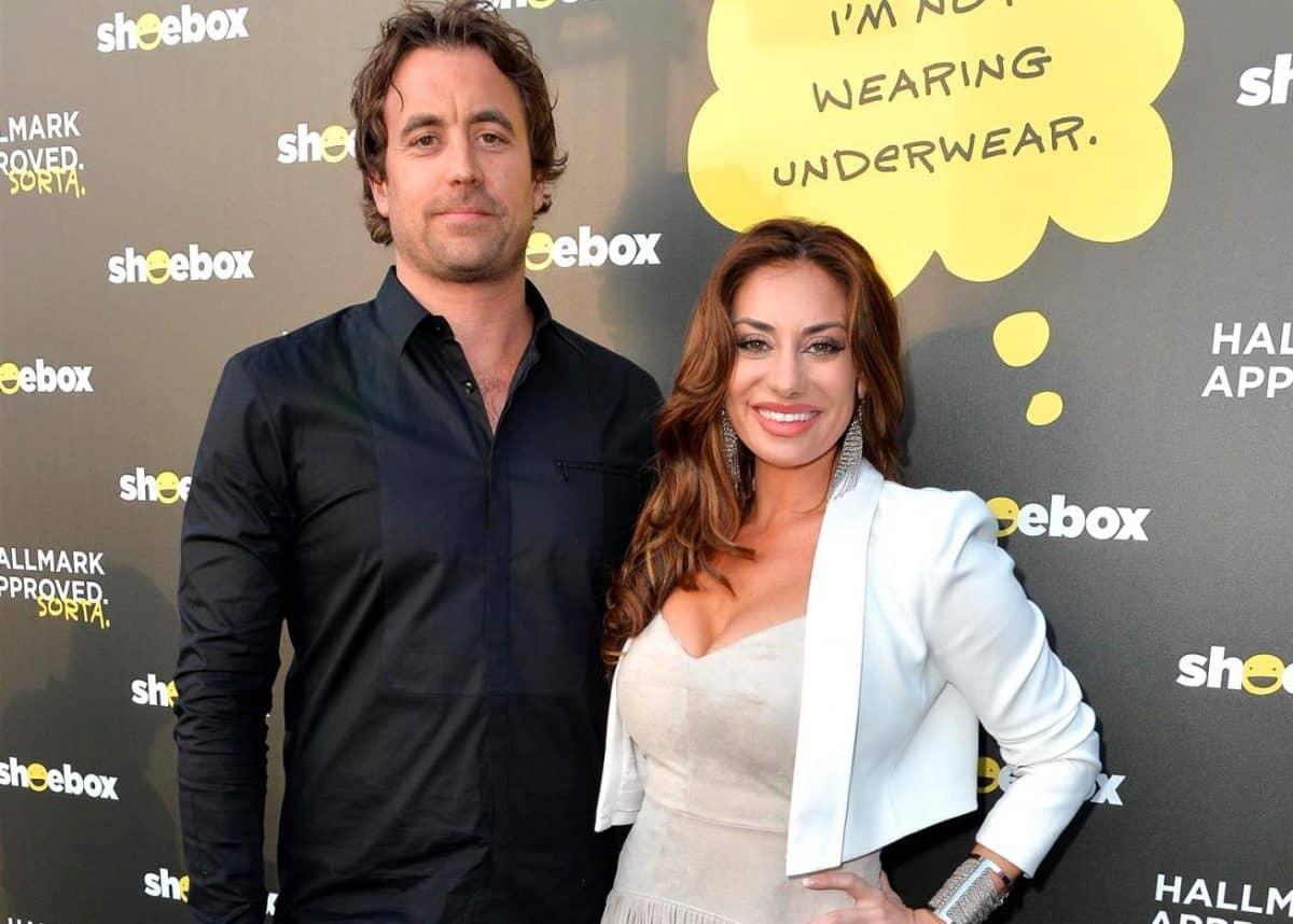 RHOC Christian Rovsek and Lizzie Rovsek Divorce