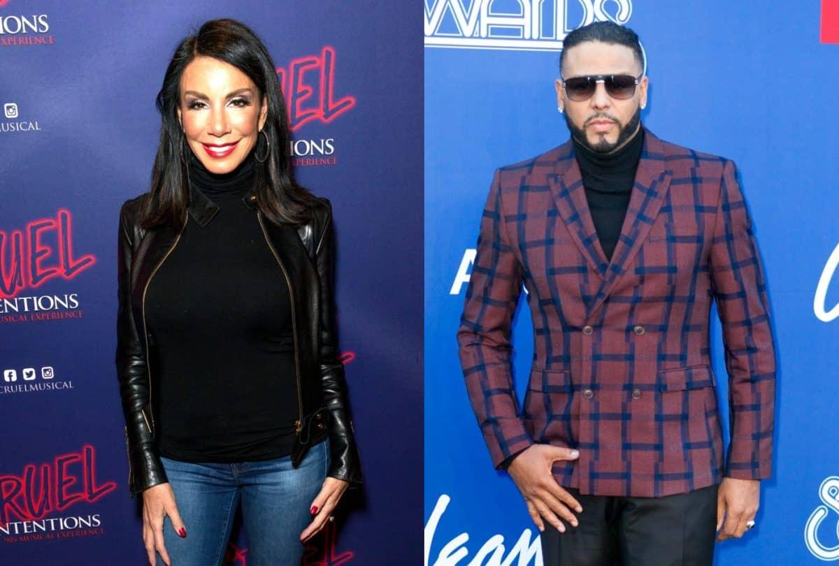 RHONJ Danielle Staub and Al B Sure Dating Rumors