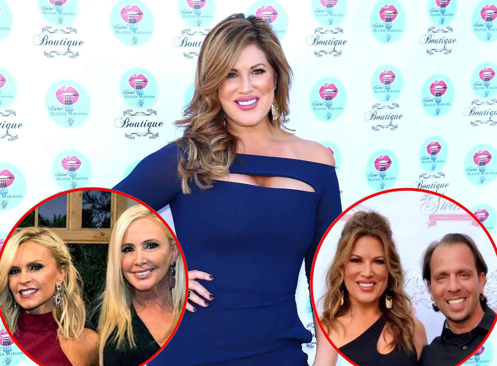 RHOC Emily Simpson shades Tamra Judge and Shannon Beador plus Shane Simpson
