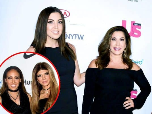EX RHONJ Star Ashlee Holmes Says She Recently Apologized to Teresa Giudice and Melissa Gorga, Reveals How They Responded and Why She's Sorry