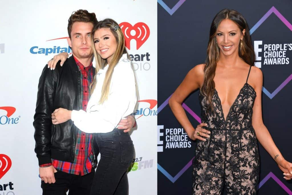 Vanderpump Rules James Kennedy and Raquel Leviss Relationship Status