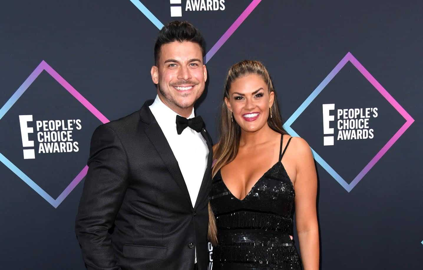PHOTOS: Vanderpump Rules' Jax Taylor and Brittany Cartwright Get Married! See Their Wedding Pics Plus Find Out Who Attended