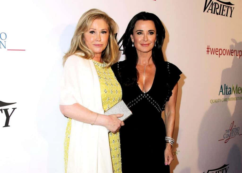 Kathy Hilton and Kyle Richards Update