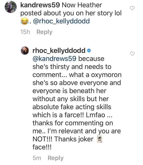 Kelly Dodd Slams Heather Dubrow