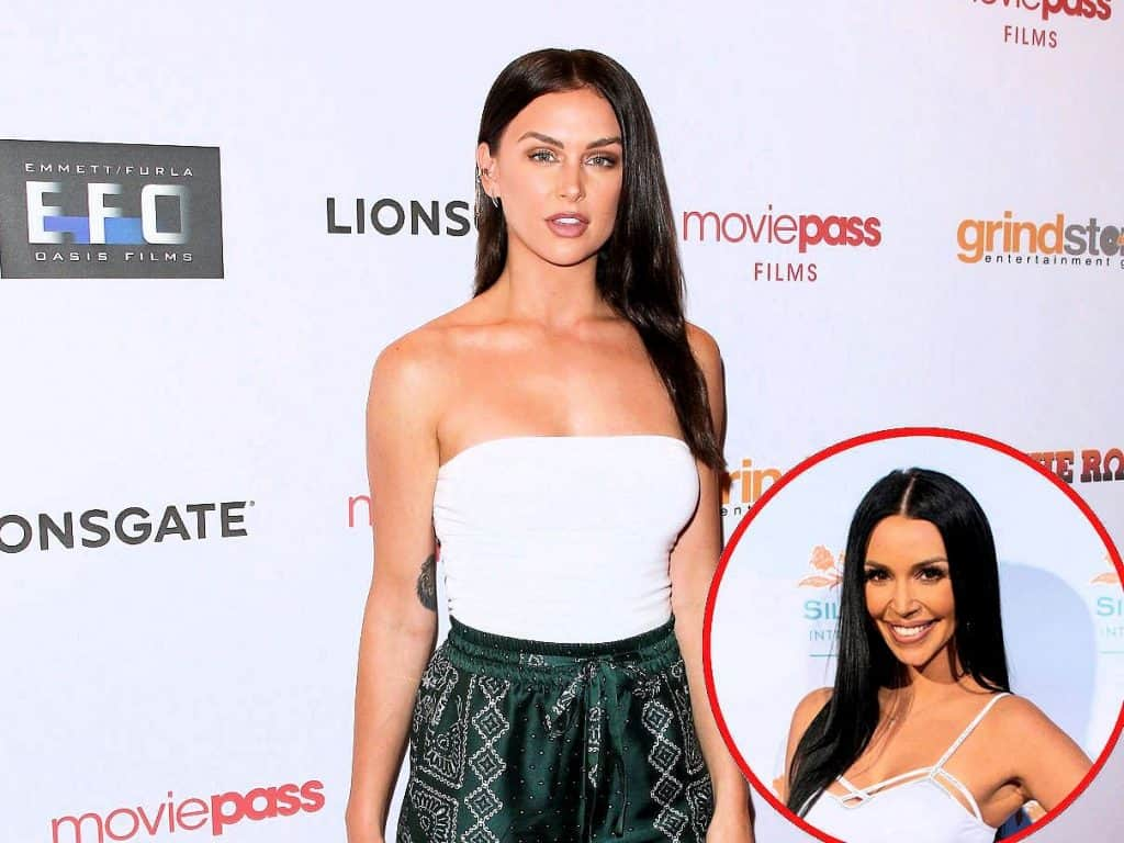 Lala Kent Throws Shade at Scheana Marie and Reveals If She's Quitting Vanderpump Rules, Plus She Admits to Fling with Female Co-Star & Says James Isn't In Love With Raquel