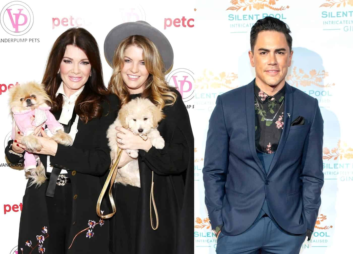Vanderpump Rules Lisa Vanderpump Pandora Sabo vs Tom Sandoval