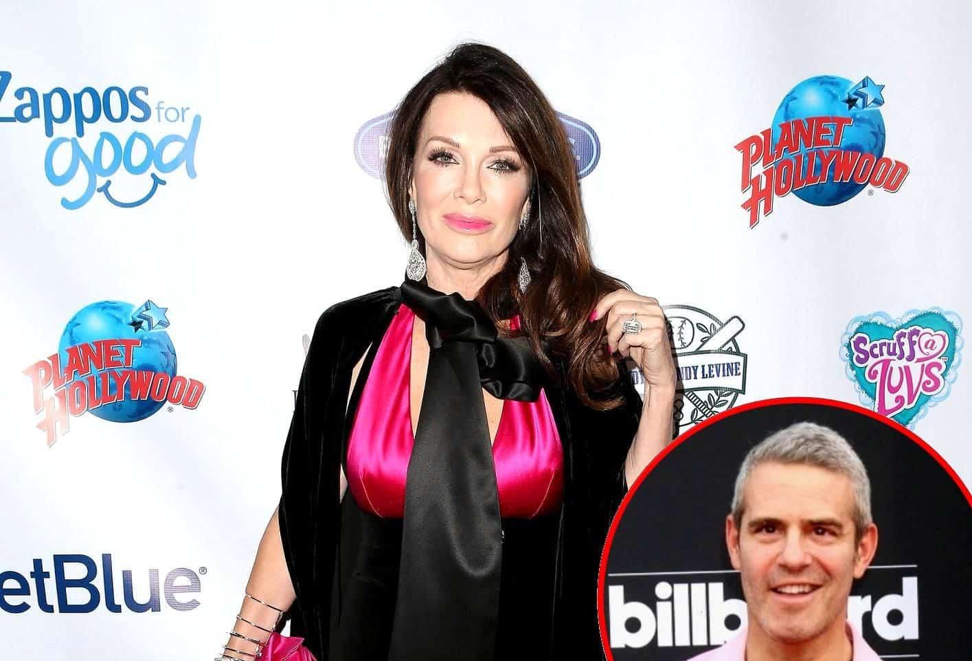 Lisa Vanderpump Skips Andy Cohen's Baby Shower to Avoid RHOBH Co-Stars