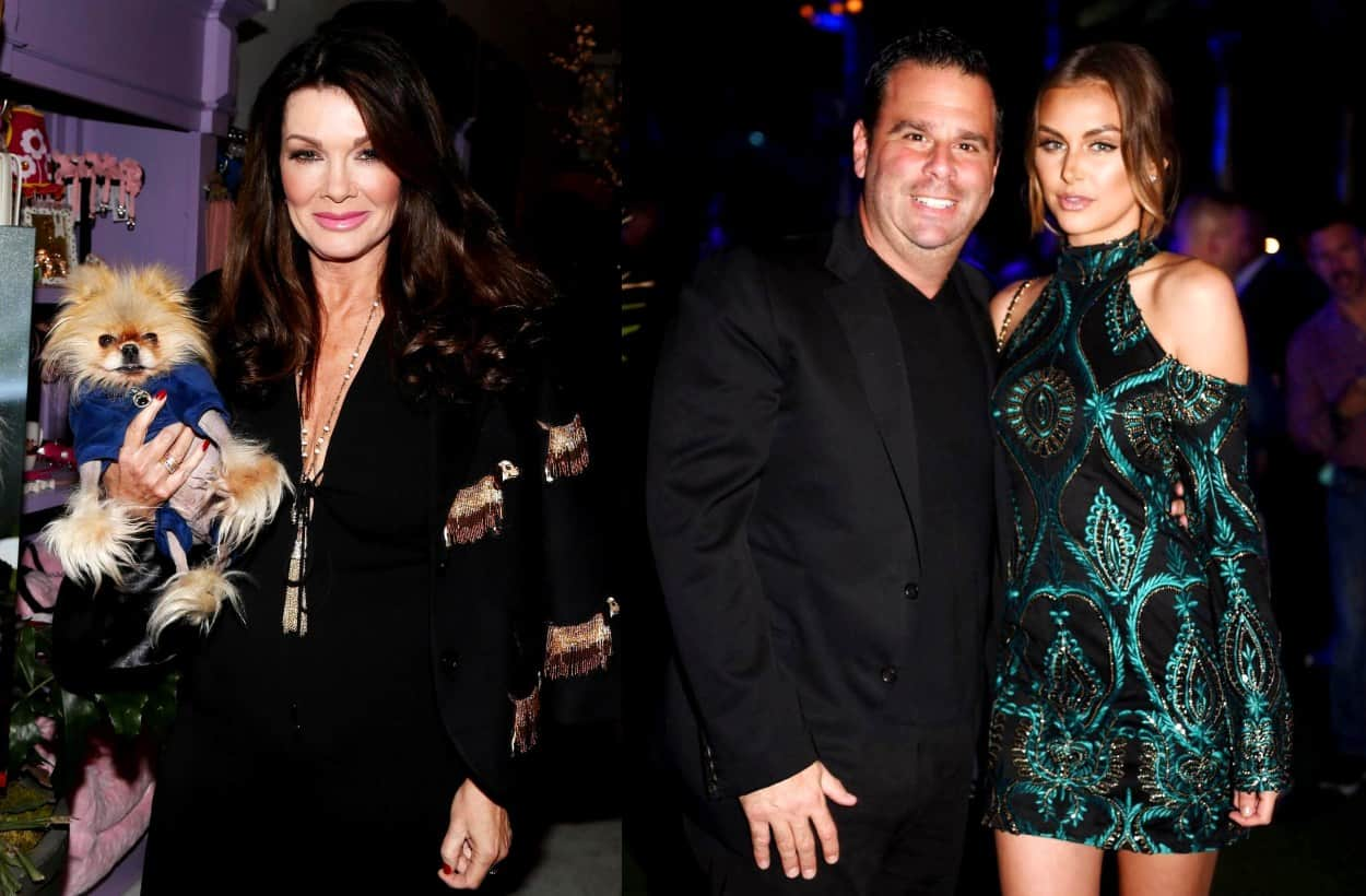 How Lisa Vanderpump Feels About Lala Kent's Fiancé Randall Emmett