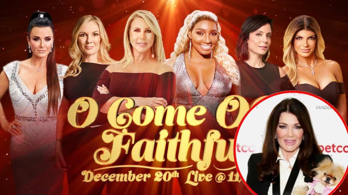 Lisa Vanderpump snubbed O Come OG Faithful Housewives Special