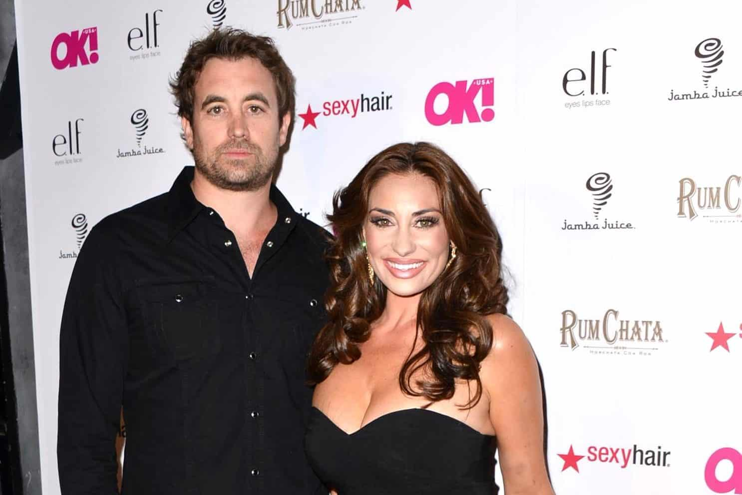 RHOC Lizzie Rovsek and Christian Rovsek Divorce Update