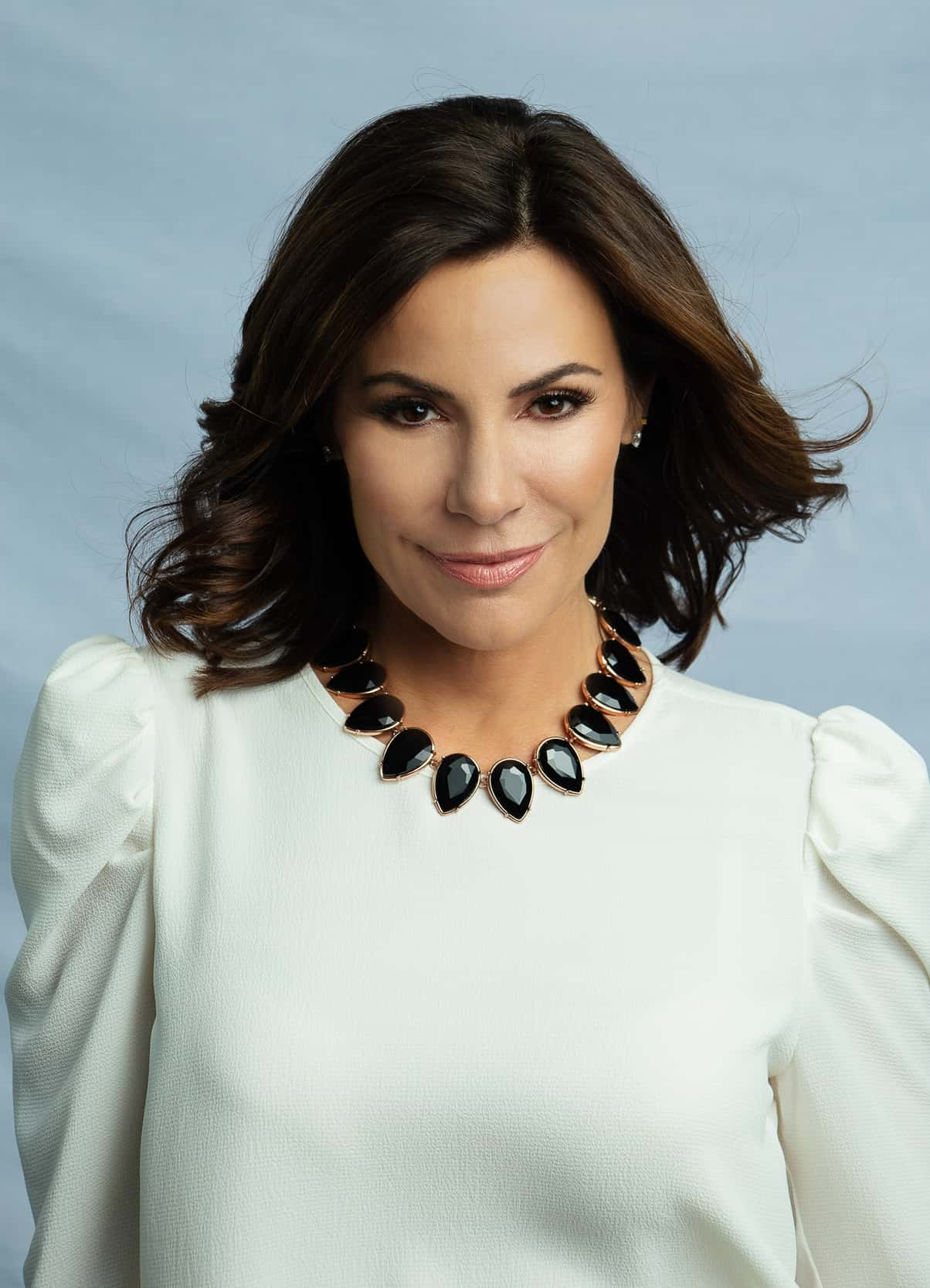 Luann de Lesseps SuperJeweler necklace