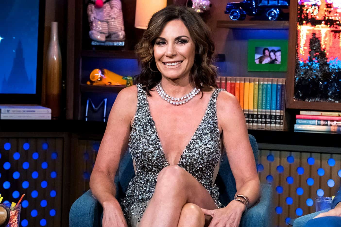 RHONY Luann de Lesseps Exclusive Interview