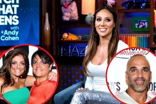 RHONJ Melissa Gorga talks Kathy Wakile and Rosie Pierri plus Joe Gorga