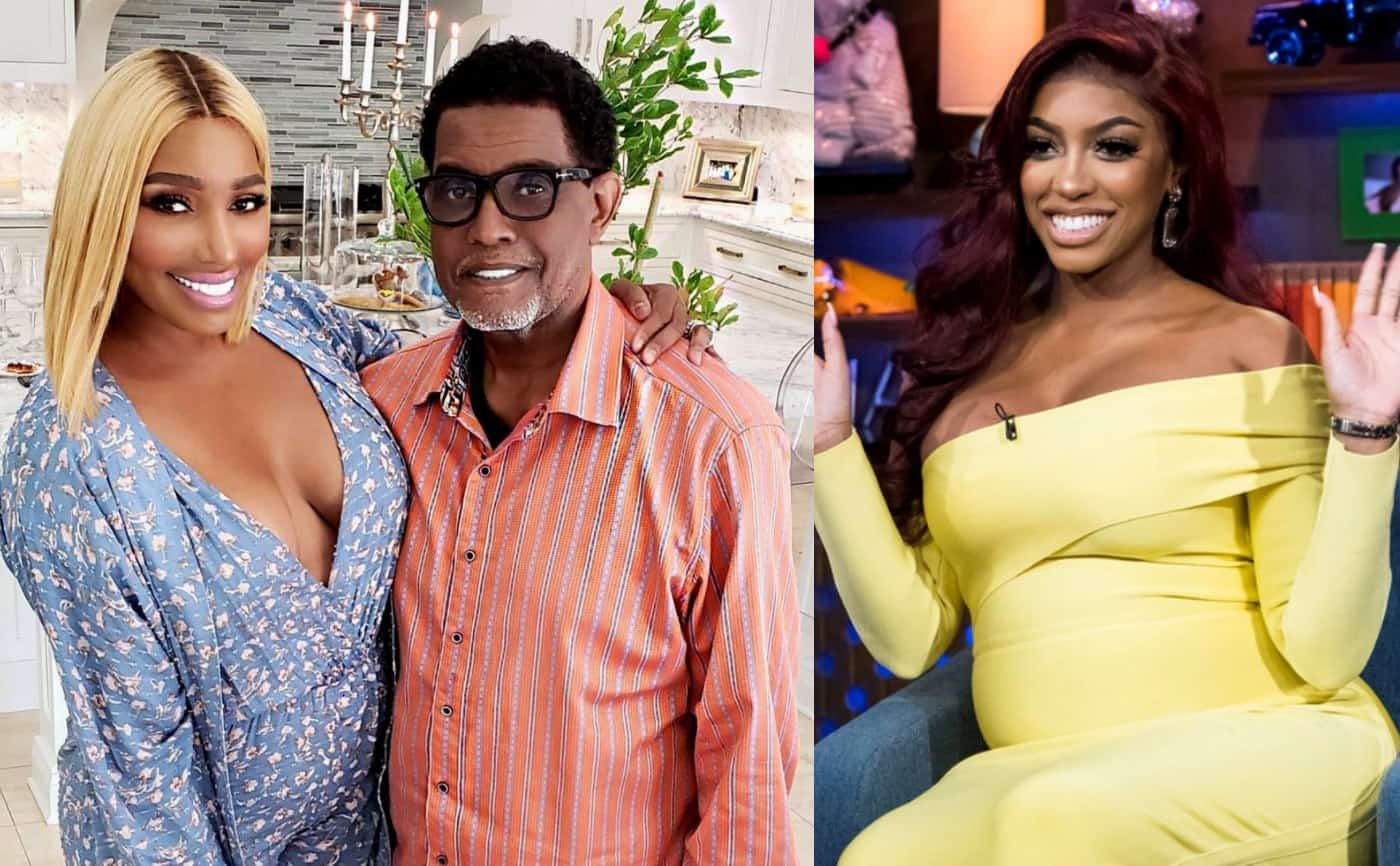RHOA Nene Leakes talks Gregg Cheating, Porsha Feud