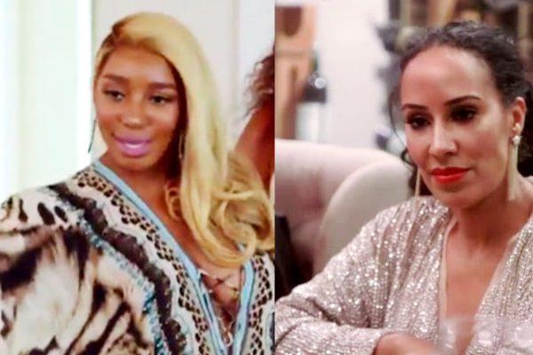 Real Housewives of Atlanta Recap Nene Leakes vs Tanya Sam