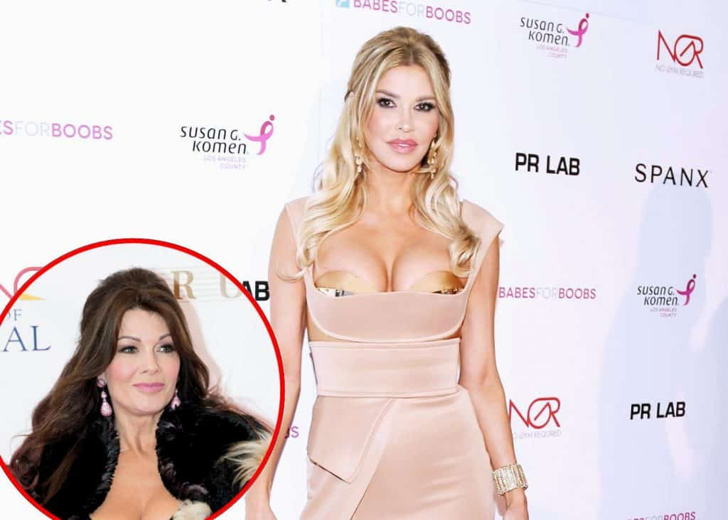 RHOBH's Brandi Glanville Admits To Falling 'In Love' With Lisa Vanderpump Before Claiming She Was Turned Into Her 'Minion'