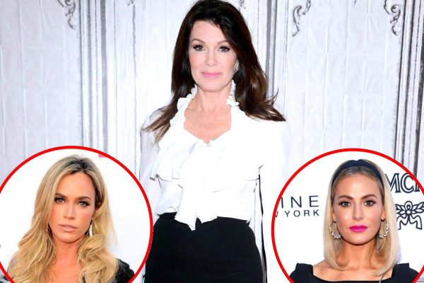 Find Out What Lisa Vanderpump's Text Messages in RHOBH Trailer Said about Teddi and Dorit
