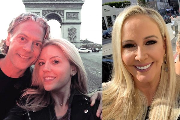 RHOC David Beador Girlfriend Lesley Cook plus Shannon Beador update
