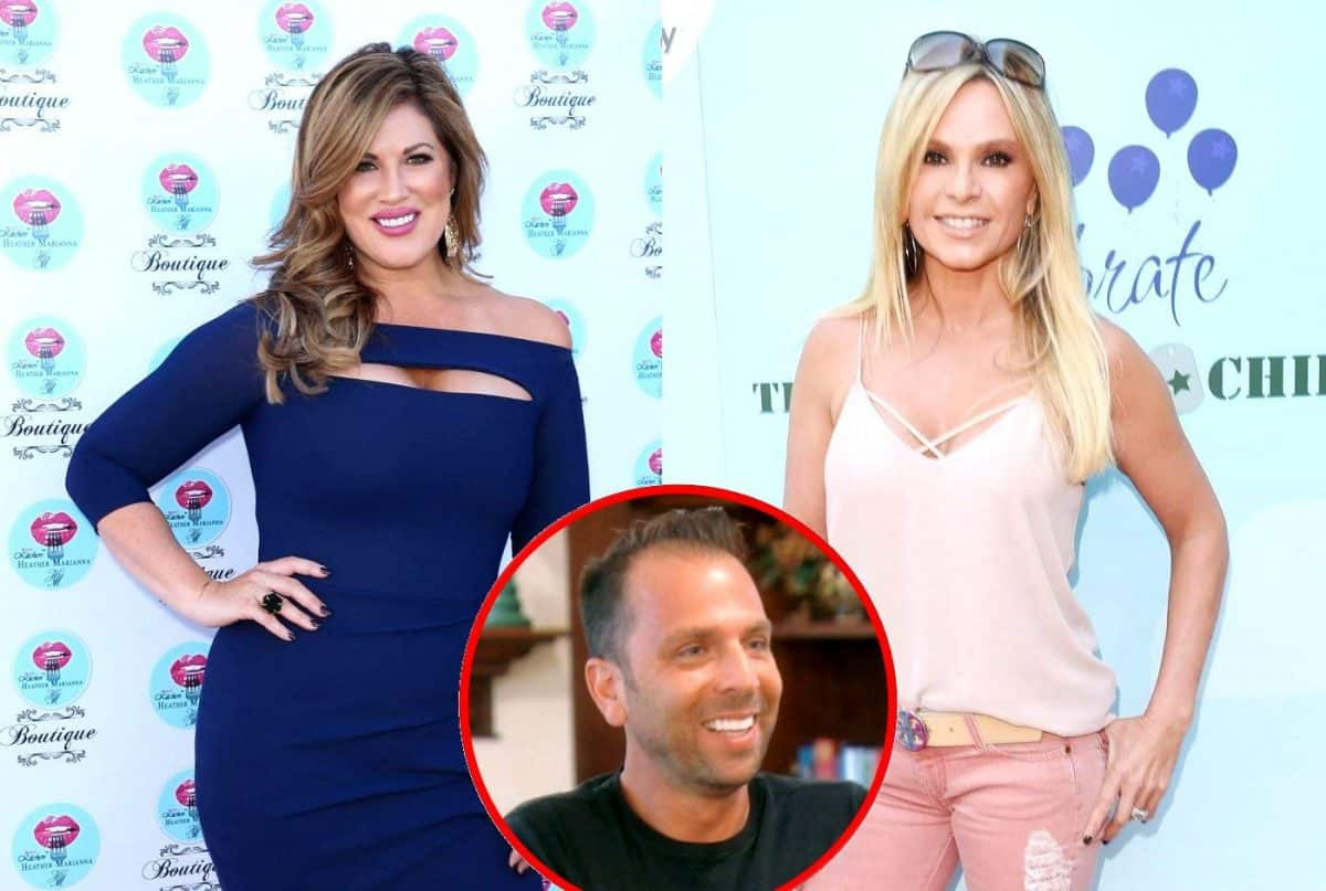 RHOC's Emily Simpson Disses Tamra Judge After She Slams Shane
