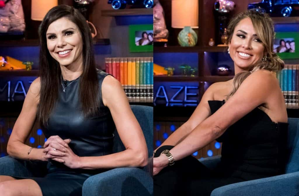 RHOC's Heather Dubrow Talks Feud with Kelly Dodd and Where They Stand