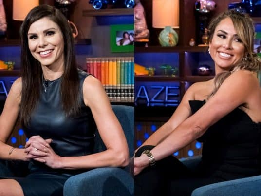 """RHOC's Heather Dubrow Fires Back at """"Obsessed"""" Kelly Dodd for Secretly Filming Her In Parking Lot, See Kelly's VIDEO!"""