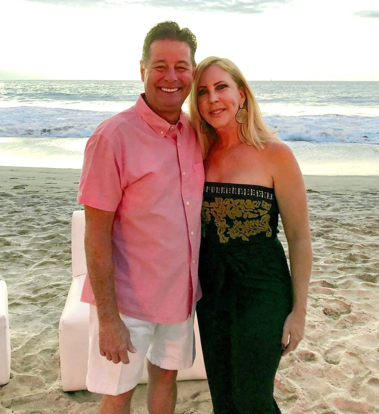 RHOC's Vicki Gunvalson and boyfriend Steve Lodge Wedding Plans
