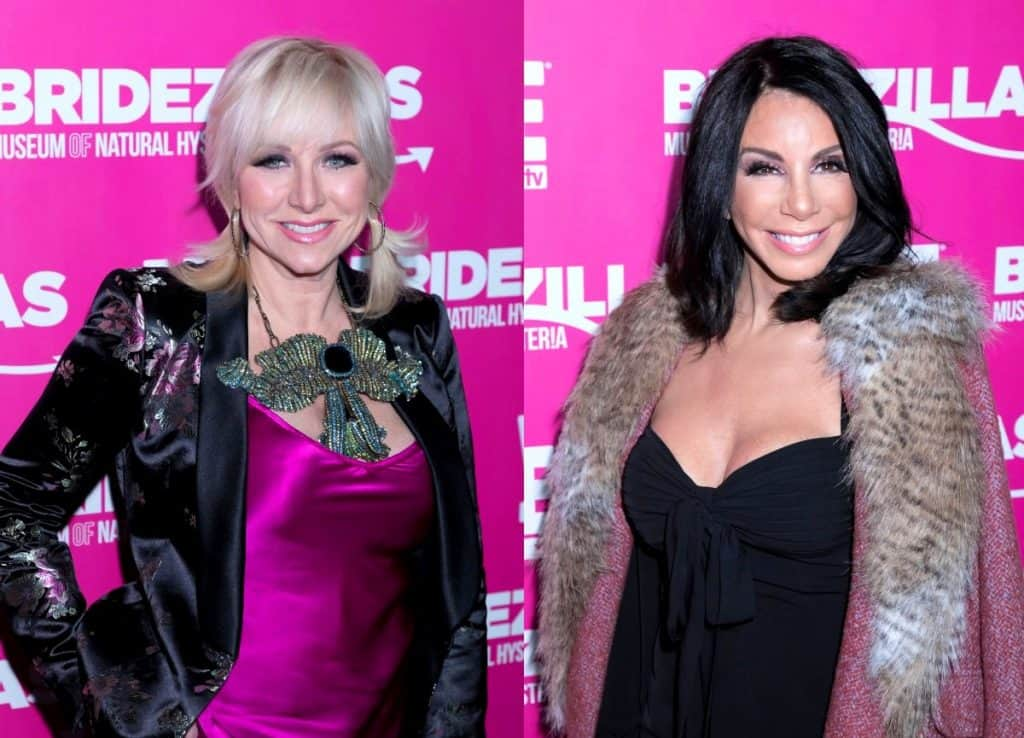 RHONJ's Margaret Josephs Accuses Danielle Staub of Hooking Up With Best Friend's Boyfriend