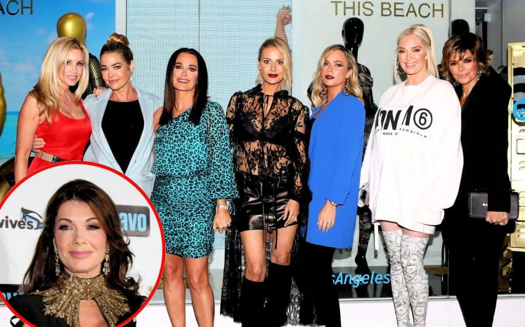 Find Out Why RHOBH Cast is Currently 'Frustrated' and 'Angry' with Lisa Vanderpump, Plus They Roll Their Eyes When Lisa's Name Is Mentioned