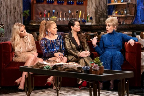 The Real Housewives of Dallas Season 3 Reunion - Stephanie Hollman, Brandi Redmond, D'Andra Simmons, Dee Simmons