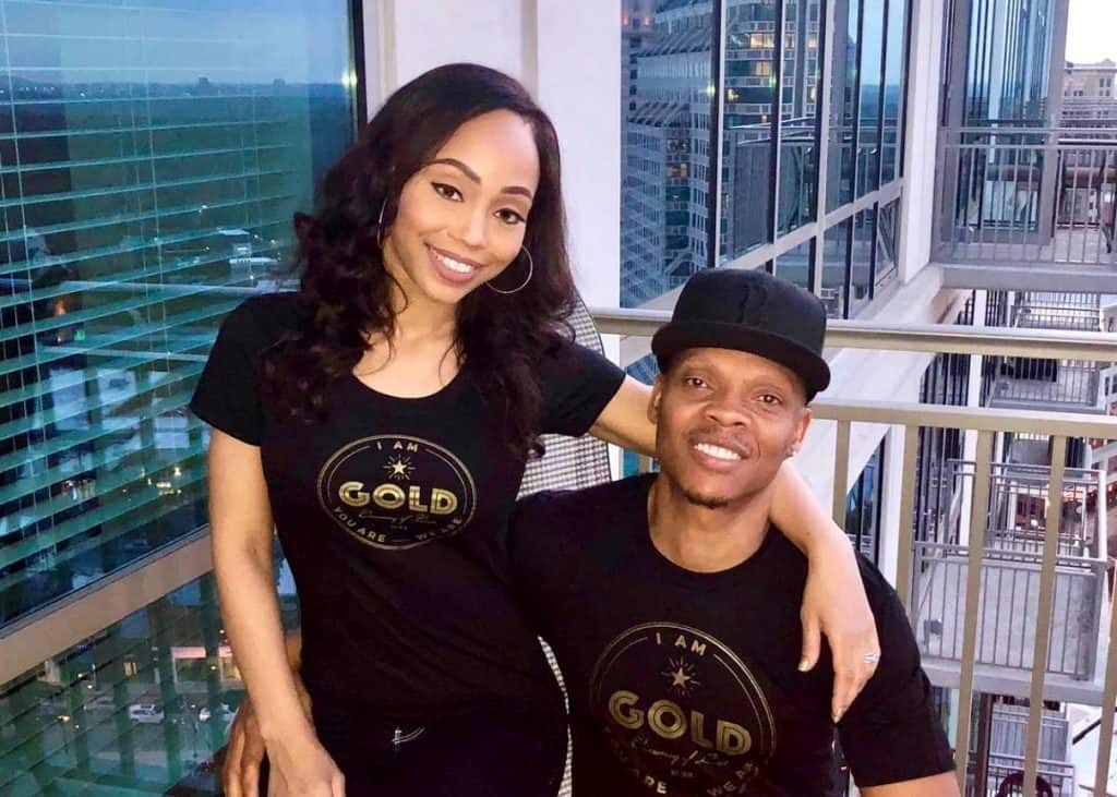 RHOA'S Shamari DeVoe husband Ronnie DeVoe talk Tax Debt and Open Marriage