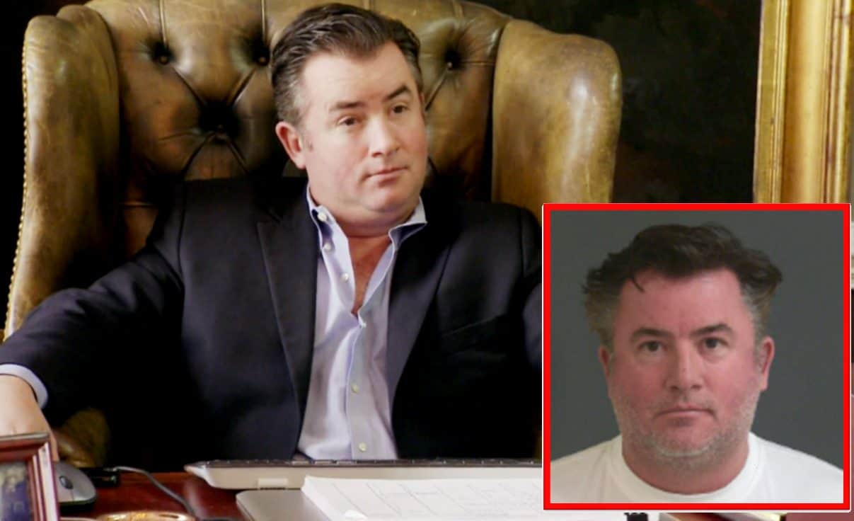 Southern Charm JD Madison Arrest Mugshot