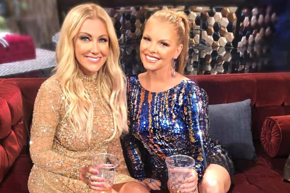 RHOD Brandi Redmond and Stephanie Hollman Weekly Dose of BS Podcast