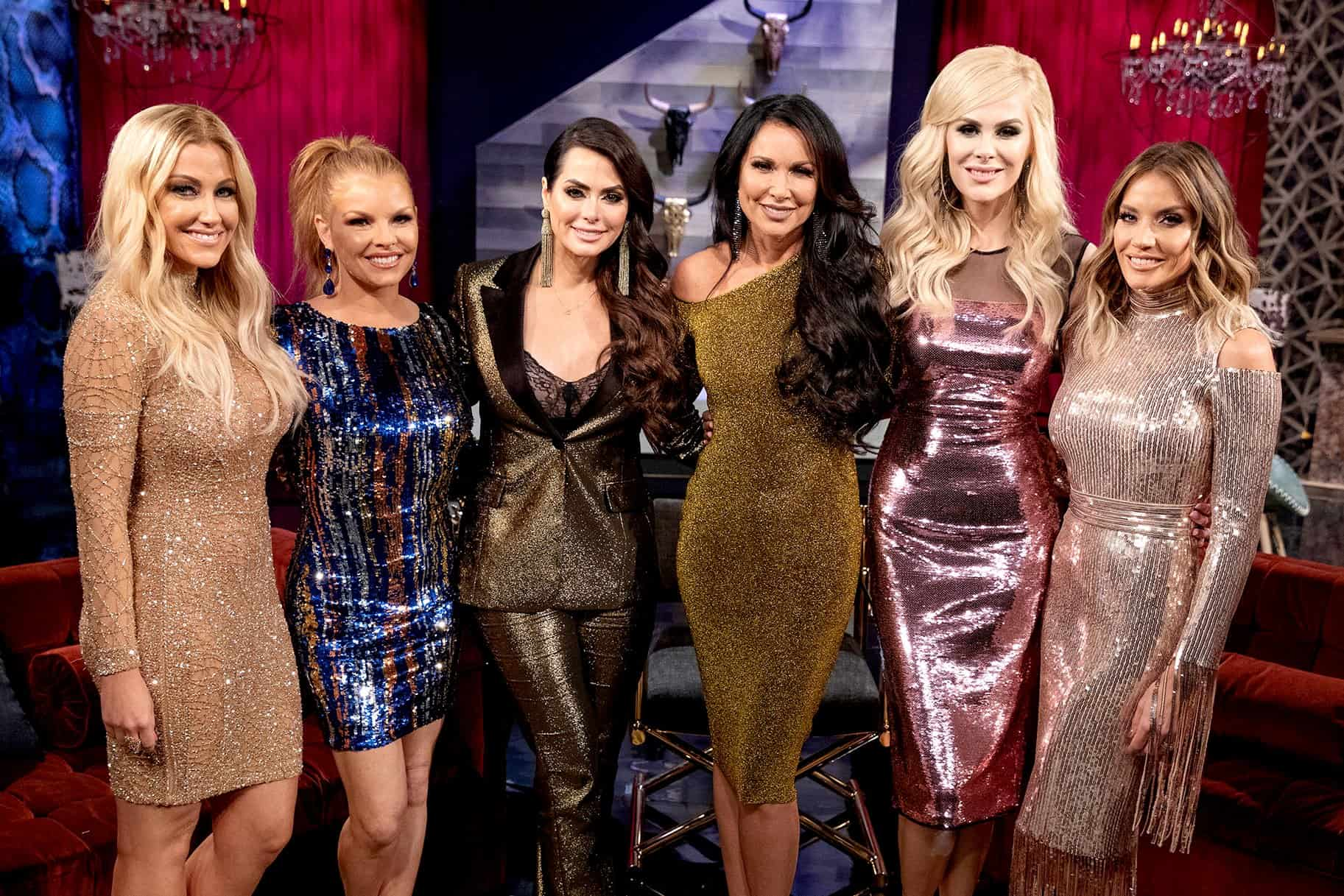 The Real Housewives of Dallas Season 3 Reunion 2018 Cast Photo