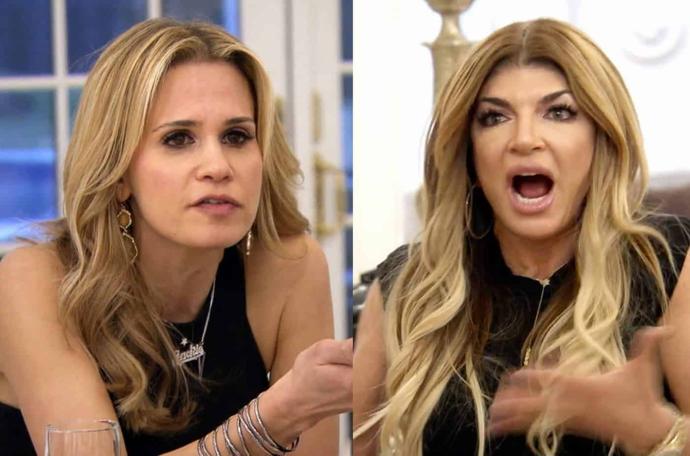 The Real Housewives of New Jersey Recap Turkish Delights Jackie and Teresa