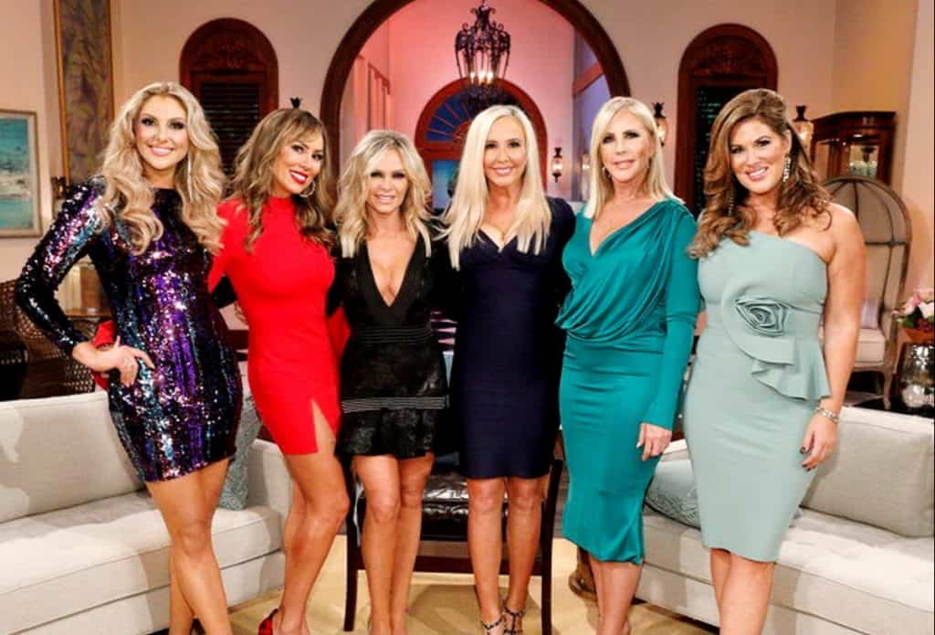 Real Housewives of Orange County Reunion Part III Recap: Tamra and Shannon Hash Things Out