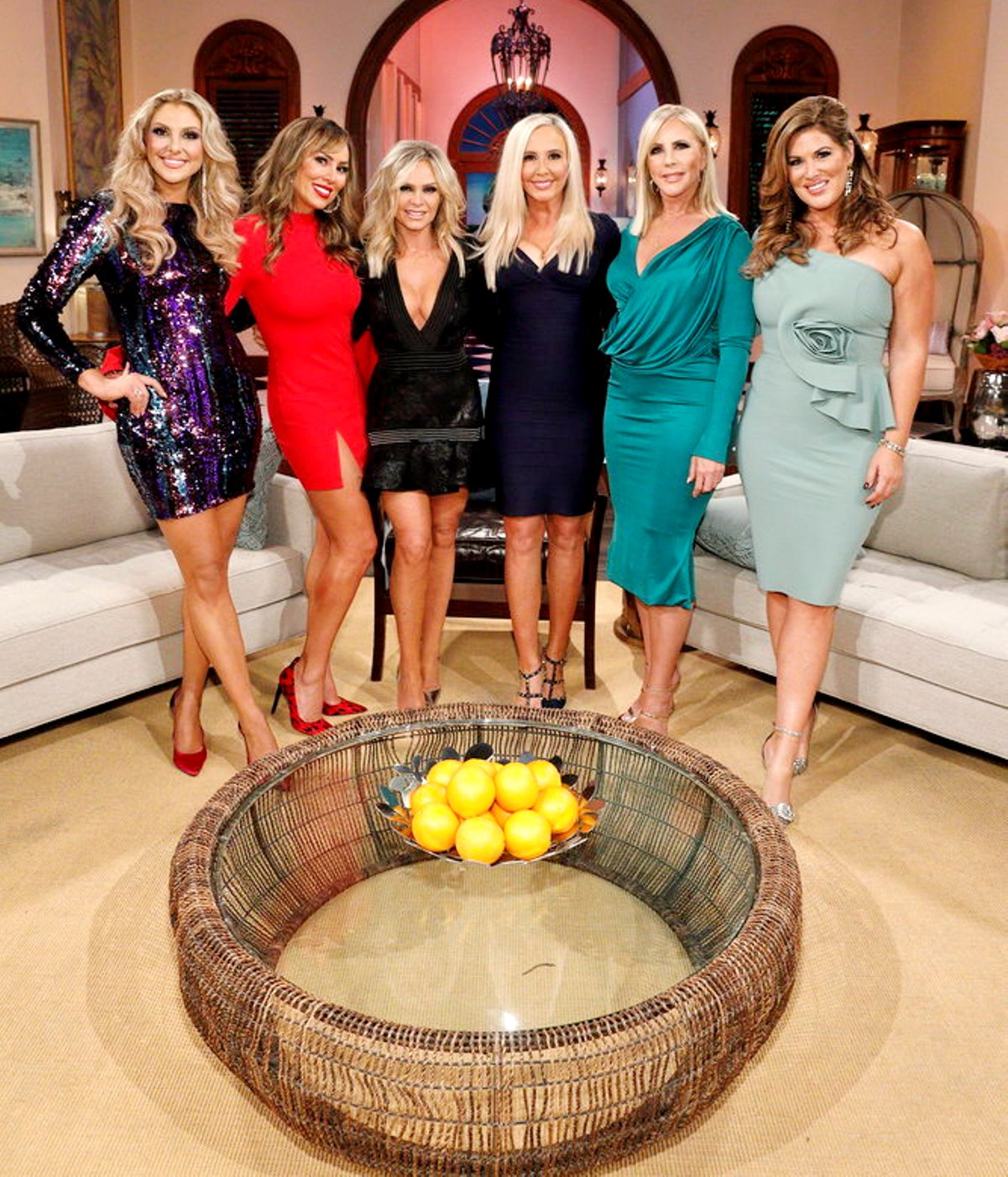 THE REAL HOUSEWIVES OF ORANGE COUNTY --
