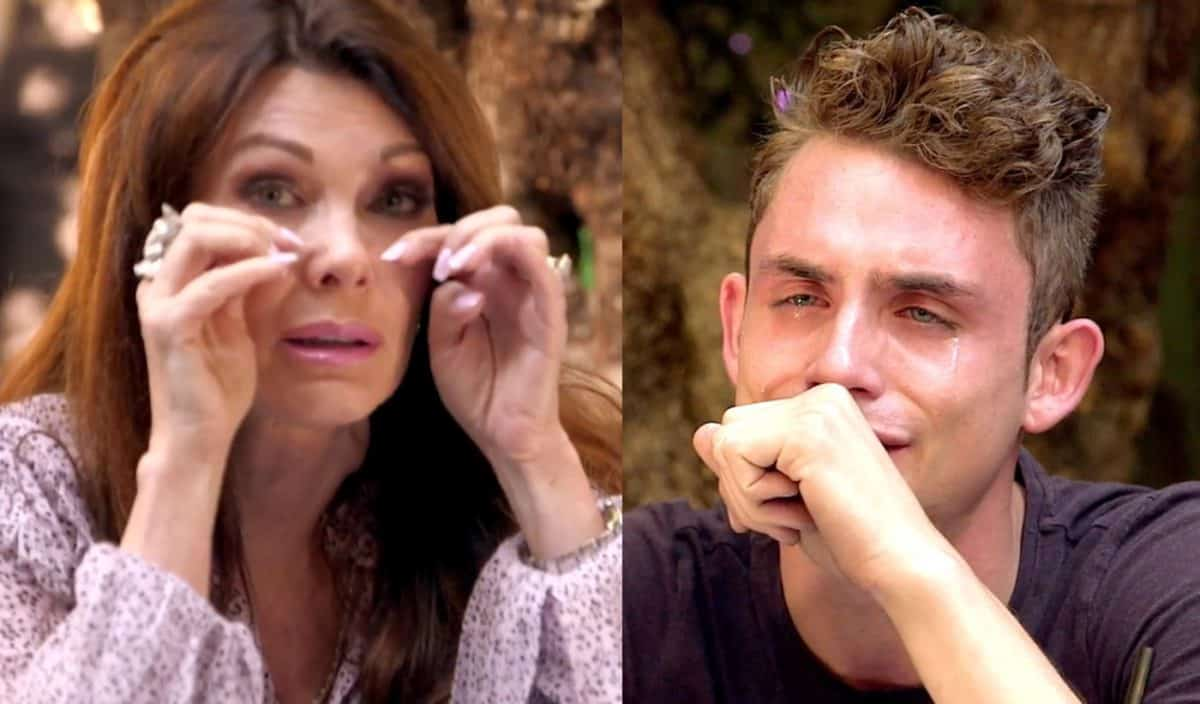 Vanderpump Rules Recap Lisa cries as she fires emotional James