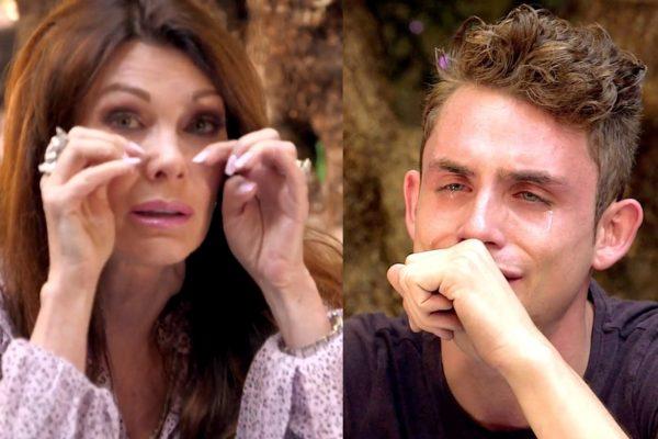 Vanderpump Rules Recap Lisa cries as she fires emotional James